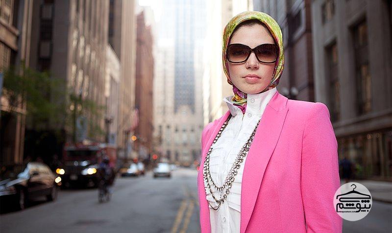 معرفی برند شال و روسری Haute