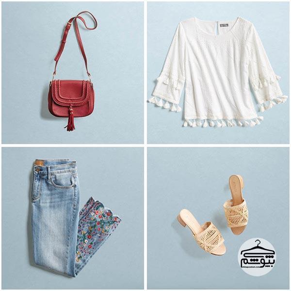 استایل بوهو چیست ؟ طرز لباس پوشیدن به سبک بوهو برای خانمها