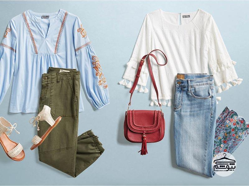 استایل بوهو چیست ؟ راهنمای لباس پوشیدن به سبک بوهو برای خانمها