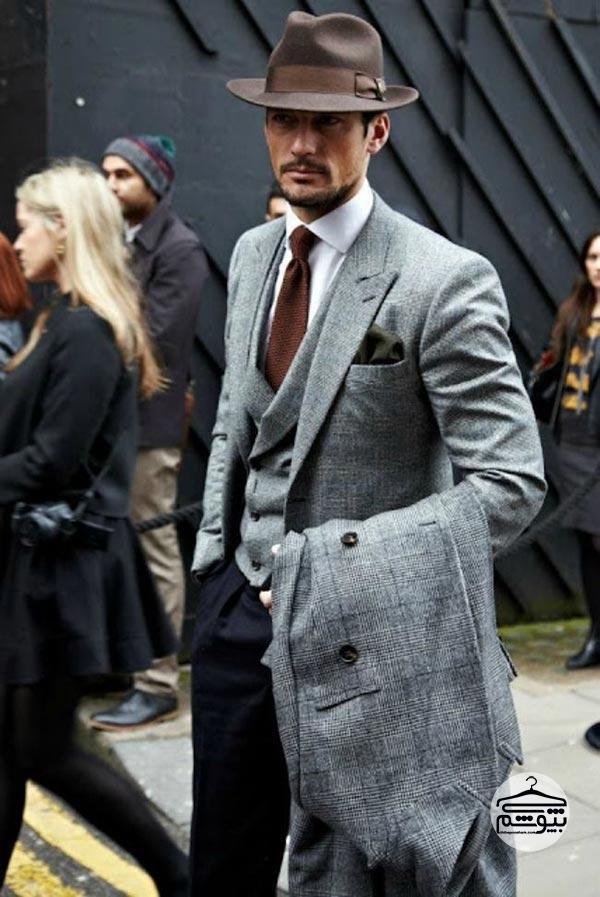 کلاه کلاسیک مردانه
