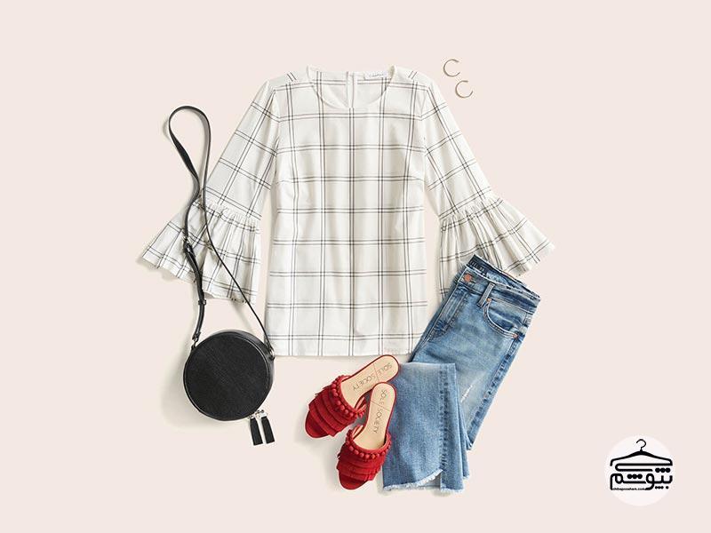 بهار و تابستان امسال، کدام مدلهای بلوز و تاپ زنانه را در کمد لباسمان داشته باشیم؟
