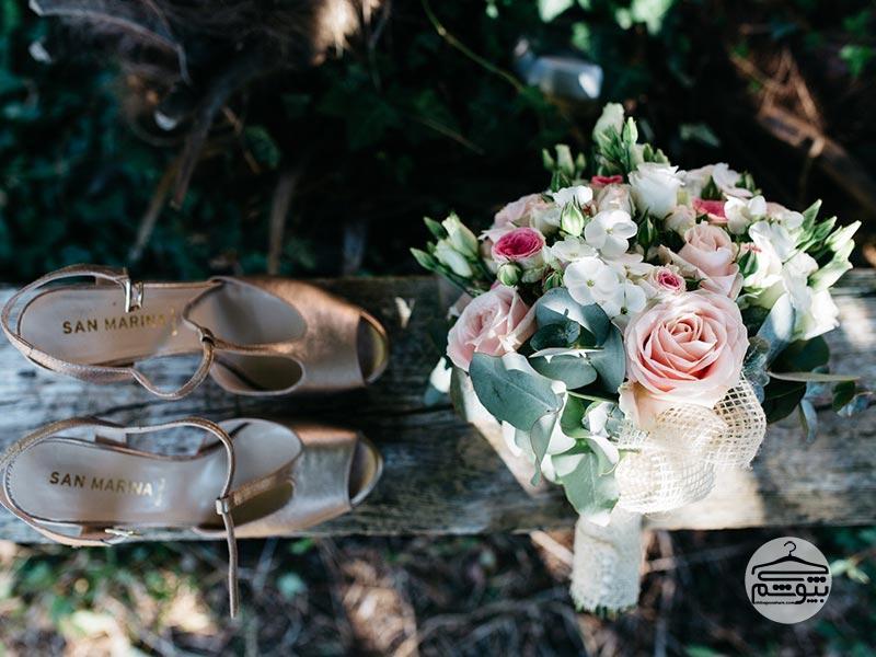 راهنمای انتخاب و خرید کفش شیک برای مراسم عروسی