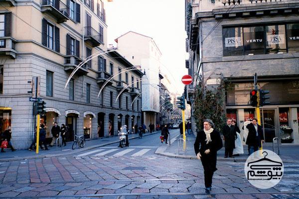 معرفی خیابان های لوکس اروپا برای گردش و خرید