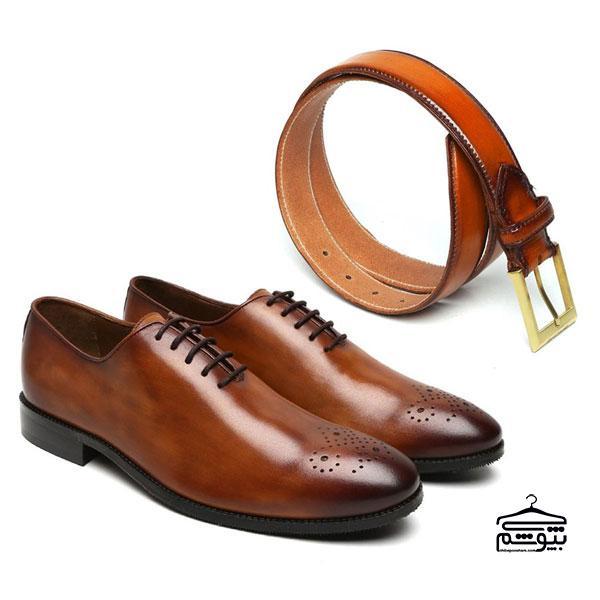 راهنمای ست کردن کفش و کمربند برای آقایان خوش سلیقه