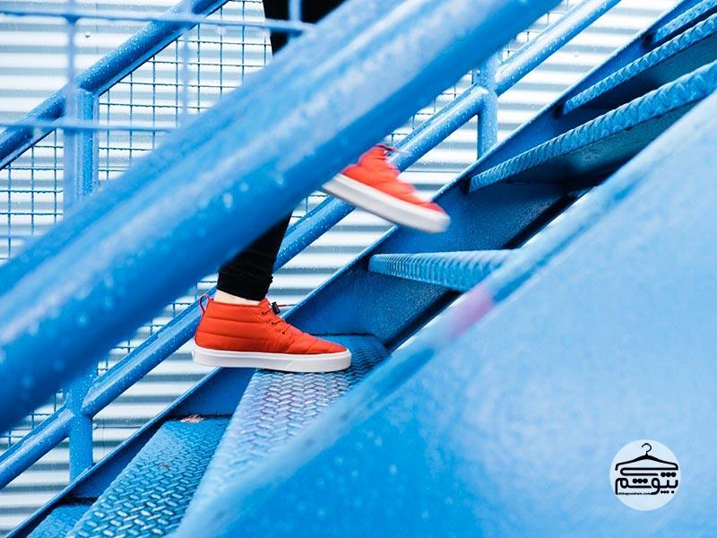 چرا بایدکفش مخصوص دویدن و پیاده روی داشته باشیم؟