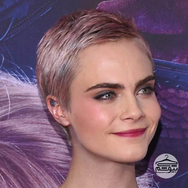 مدل مو باز کات