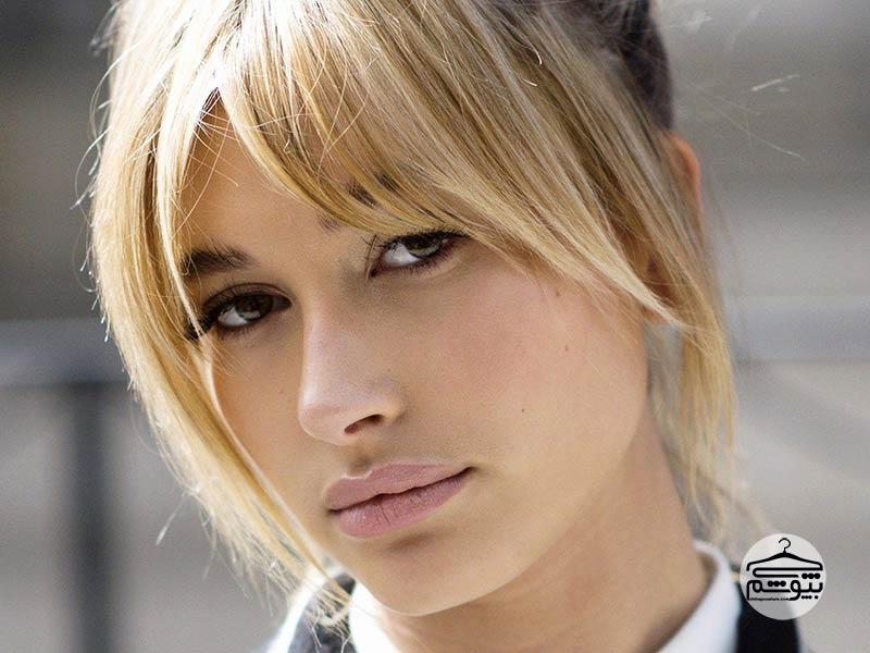 مدلهای کوتاهی جلو مو زنانه
