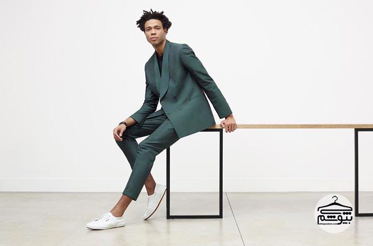 طراح لباس مردانه چارلی هیفورد
