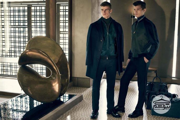 برند بریونی ؛ برند اوت کوتور پوشاک مردانه ایتالیایی