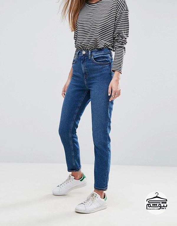 انتخاب رنگ مناسب مام جینز