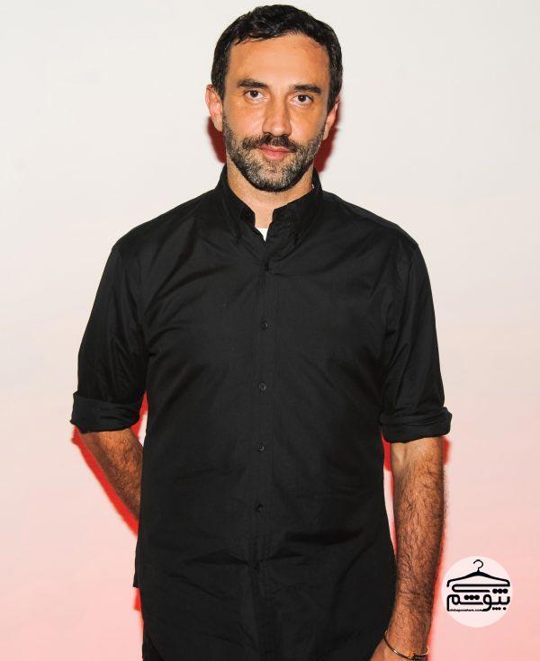 با ریکاردو تیشی ؛ طراح ایتالیایی برندهای مطرح مد و لباس آشنا شوید