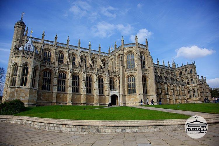 مراسم ازدواج مگان مارکل و پرنس هری در چه مکانی برگزار میشود؟