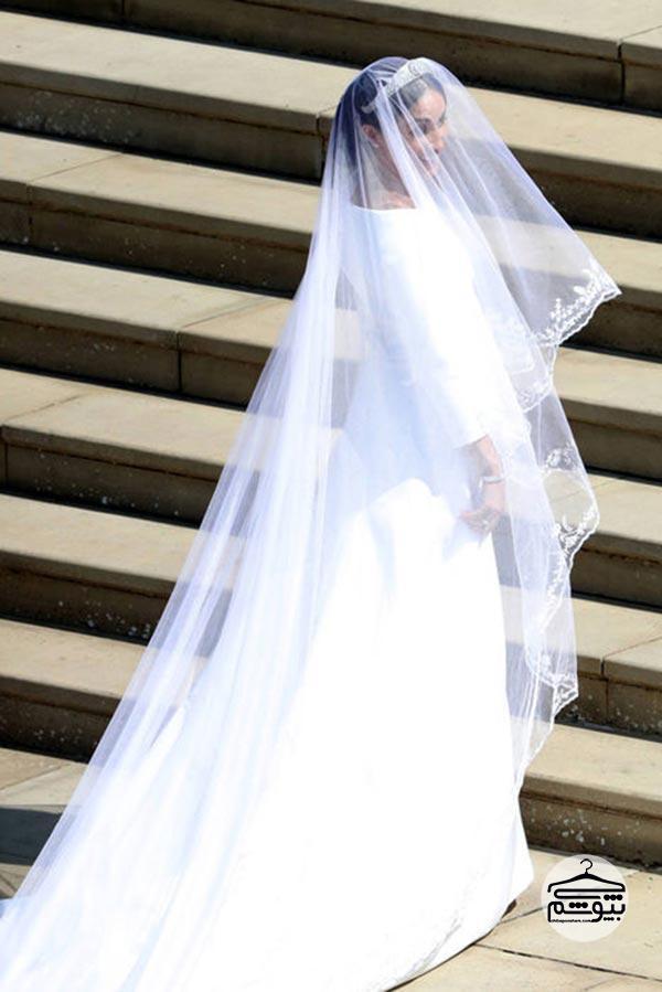 چه کسی لباس عروس مگان مارکل را طراحی خواهد کرد؟