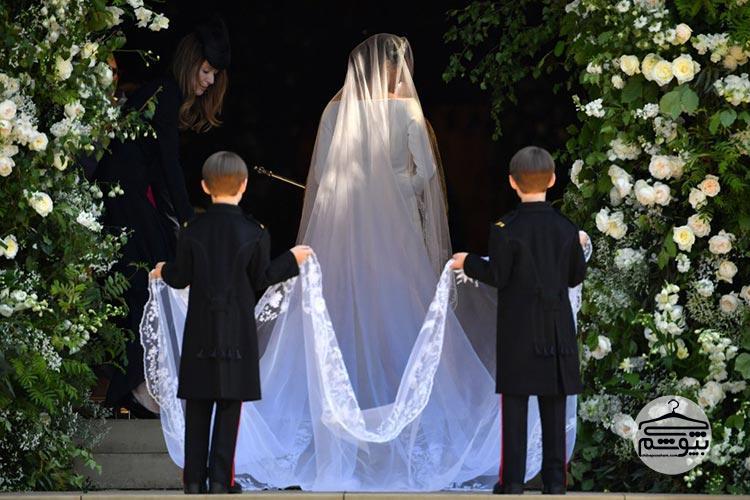 تاج و تور عروس
