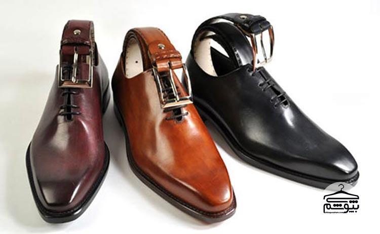 با کفش دو رنگ چه کار کنم؟