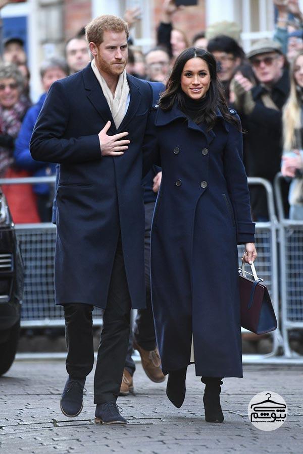 مگان مارکل نسبت بسیار دوری با پرنس هری دارد