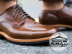 آموزش بستن انواع بند کفش مردانه