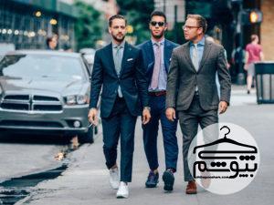 برترین طراحان لباس مردانه چگونه لباس میپوشند؟