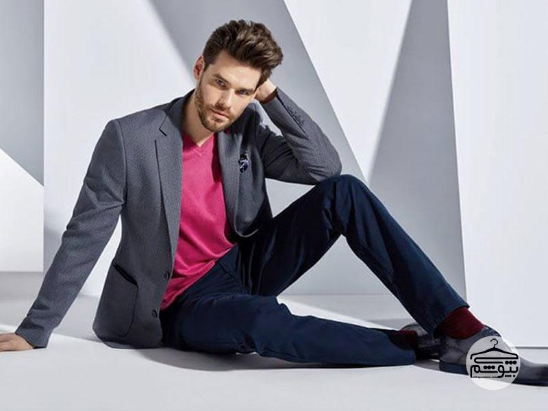 راهنمای ترکیب رنگ لباس برای آقایان