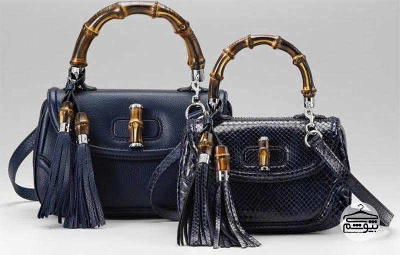 کیف حصیری گوچی کاملاً اتفاقی ساخته شده است