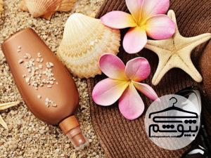 راهنمای برنزه کردن پوست در تابستان