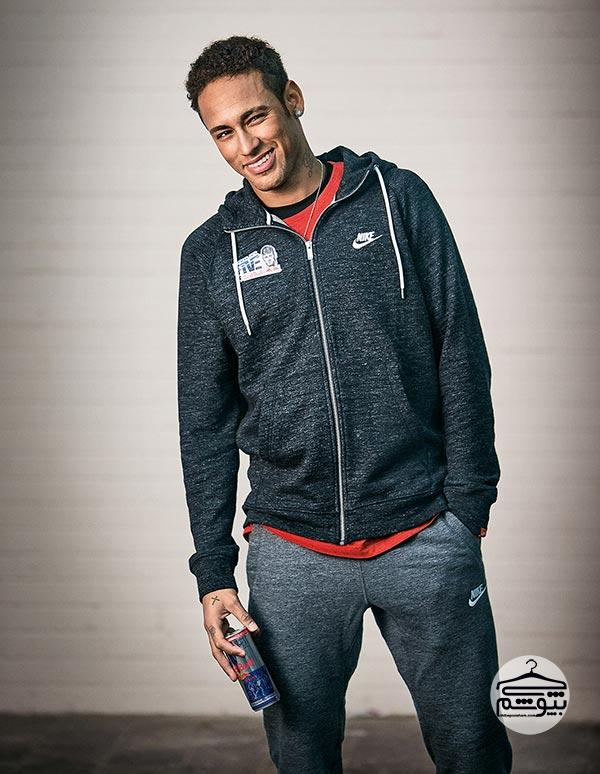 نیمار بازیکن محبوب برزیلی از رازهای شیک پوشی خود میگوید