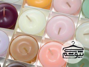 چگونه لکه شمع را از روی لباس پاک کنیم؟