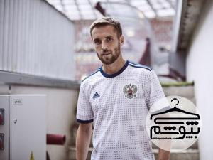 پیراهنهای تیمهای جام جهانی ۲۰۱۸ روسیه