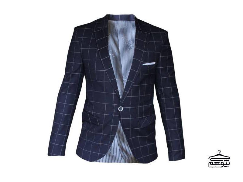کت تک مردانه رسمی