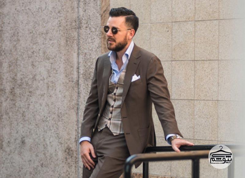 رنگبندی کت و شلوار مجلسی مردانه