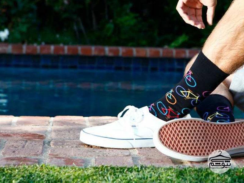 راهنمای انتخاب جوراب برای آقایان