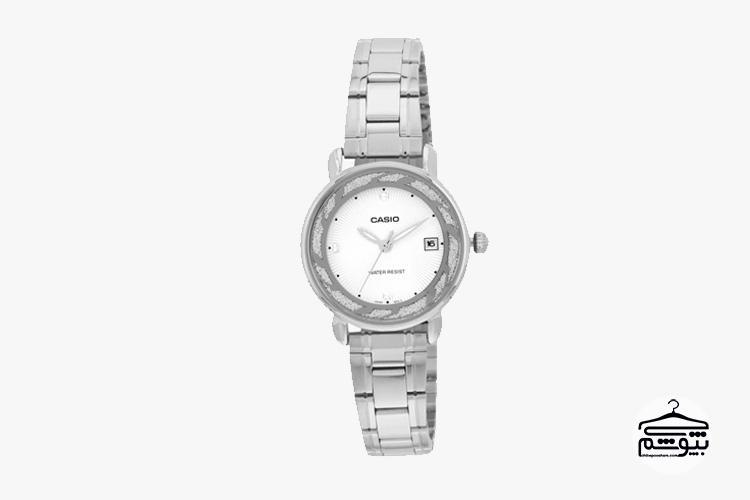 ۱۵ مدل ساعت مچی زنانه کاسیو زیبا برای خانمهای شیک پوش