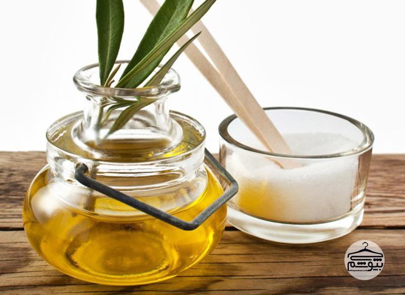 ماسک عسل برای پاکسازی پوست