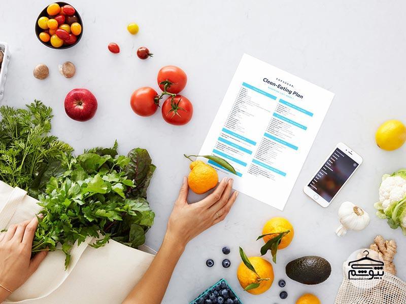 چگونه به راحتی وزن کم کنیم و سالم بمانیم