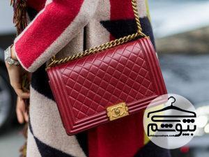 نگاهی به کلکسیون کیف های دستی زنانه برند شنل