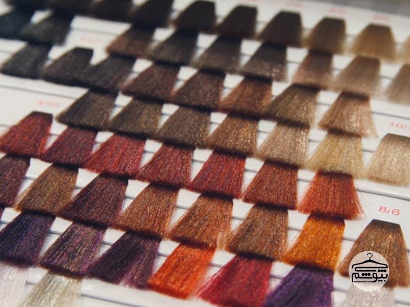 رنگ موی طبیعی ؛ انواع رنگ موی گیاهی به همراه روش استفاده