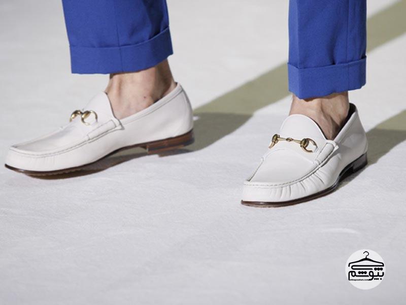 همه چیز درباره کفش لوفر گوچی