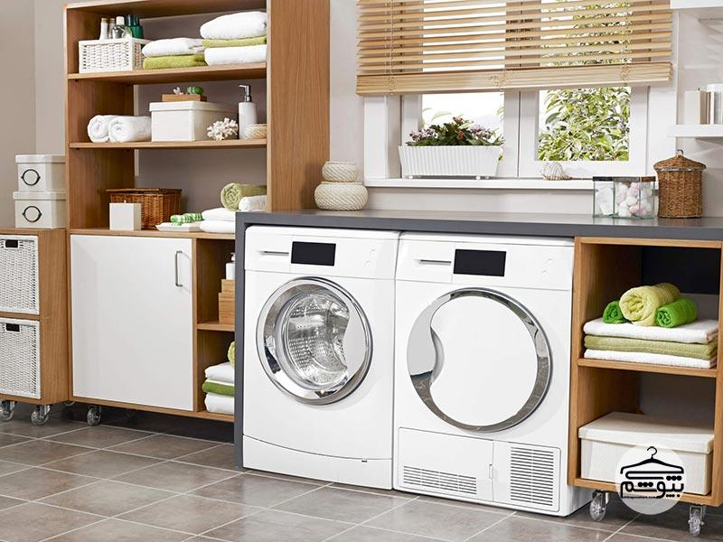 شستشوی لباس های حساس با ماشین لباسشویی