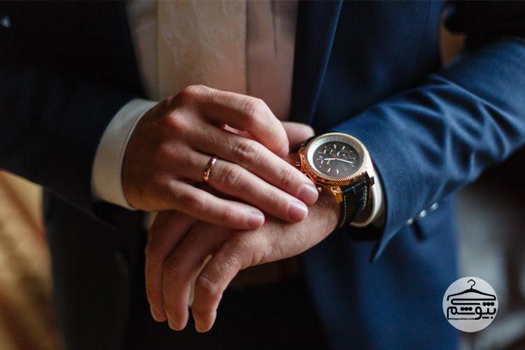 انواع ساعت مچی
