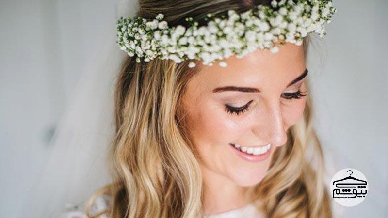 آرایش عروس به سبک بوهو