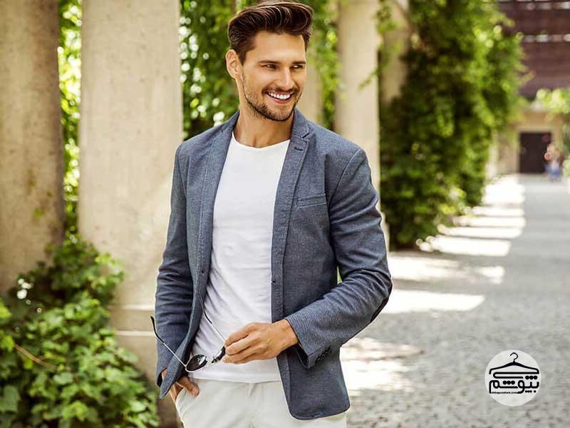 ۲۷ پیشنهاد لباس مردانه برای عید ۹۹