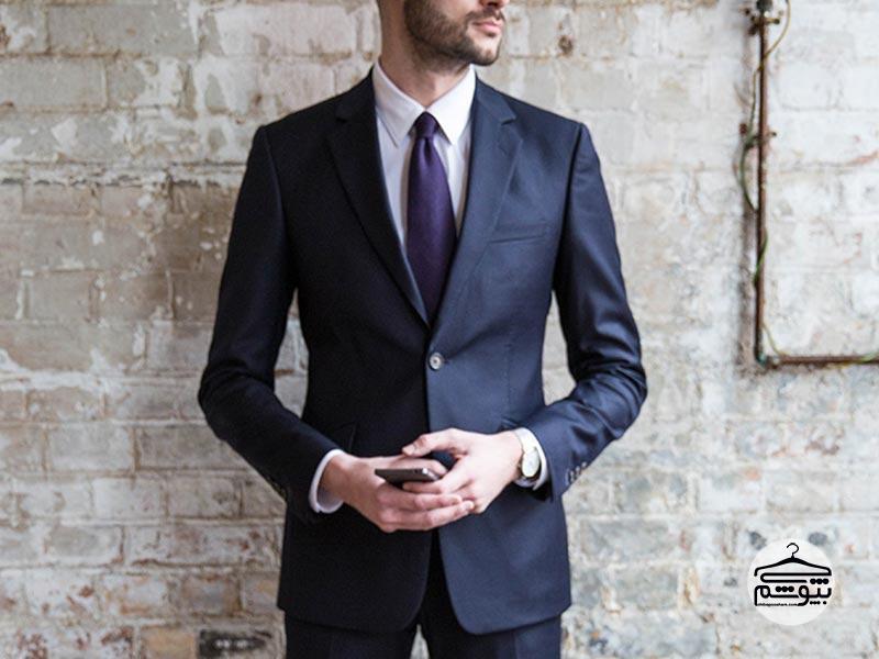 راهنمای کامل خرید کت و شلوار مردانه و جدیدترین مدل ها