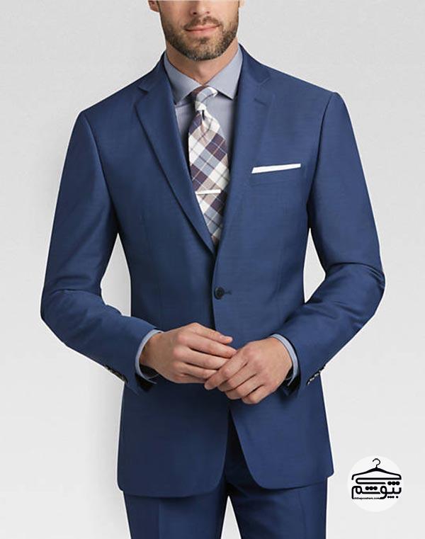 برای خرید کت و شلوار مردانه سایز خود را بشناسید