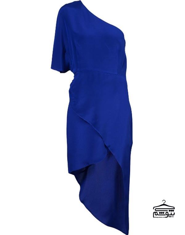 مدل لباس مجلسی ۲۰۱۹ تک شانه