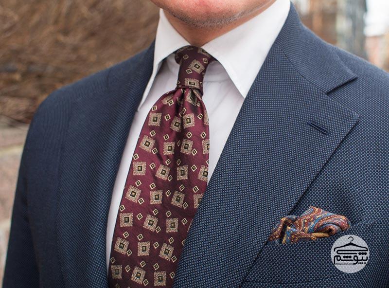 برند کراوات مردانه -آرمانی
