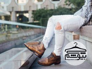 راهنمای خرید شلوار جین رنگی