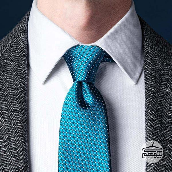 بستن کراوات با گره فور این هند