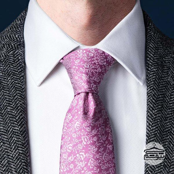 بستن کراوات با گره کلوین