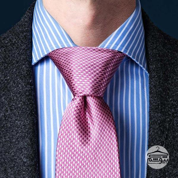 بستن کراوات با گره بالتوس
