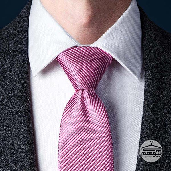 بستن کراوات با گره ویندسور کامل